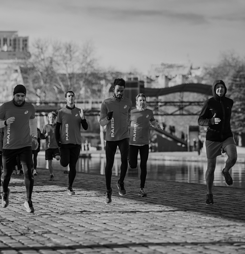 ASICS guiding the running community through their purchasing experience