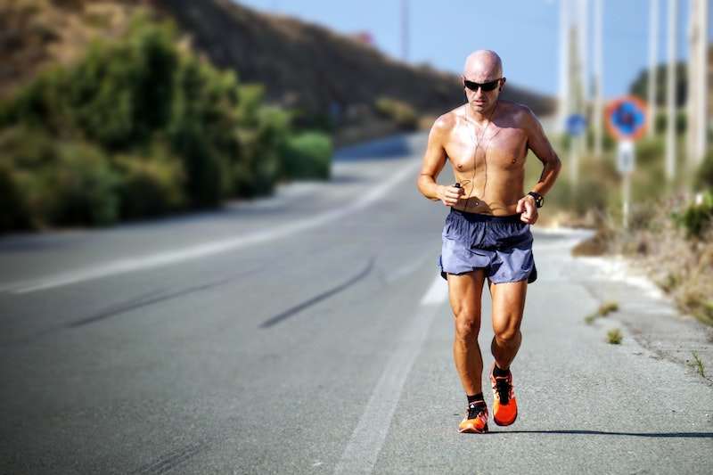 heatwaves endanger the security of all athletes