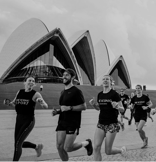 The ICONIC Sport Challenge driving engagement around the brand