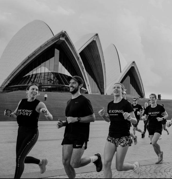 The ICONIC Sport Challenge